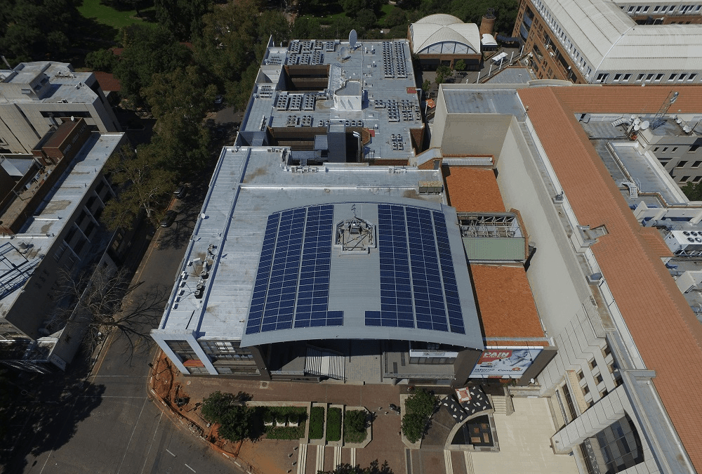 Solar PV a no-brainer for Joburg businesses